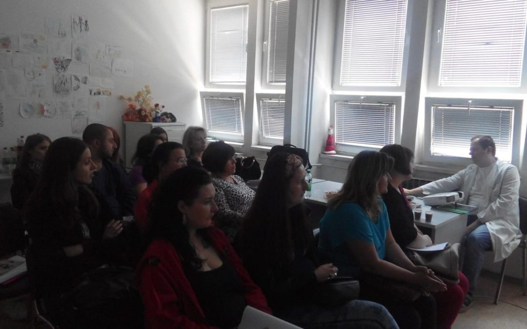 Едукативна радионица Шизофренија – чињенице и заблуде 2016